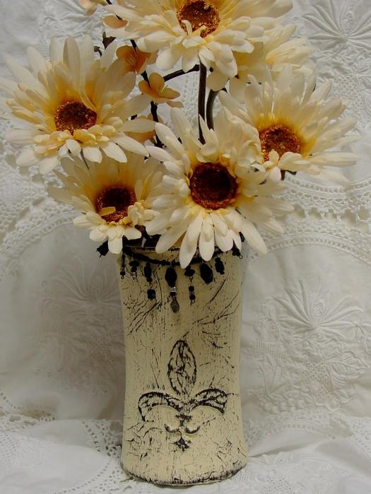 винтажная вазочка для цветов из стакана (8) (525x700, 281Kb)