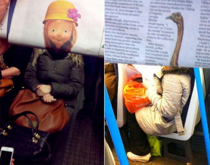 Пассажиры и знаменитости