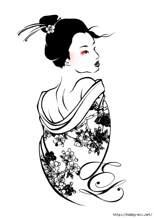 Geisha_by_Leagas (2) (496x700, 115Kb)