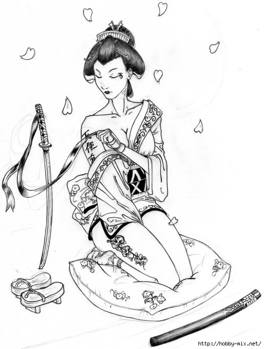 Geisha_by_Darkmess (528x700, 147Kb)