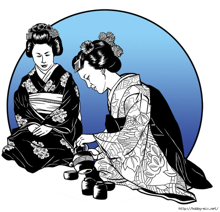 geishas_at_tea_ceremony_by_asarea-d52d0d3 (700x677, 247Kb)