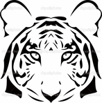 ������ depositphotos_9732863-the-vector-abstract-tiger-head (689x700, 252Kb)