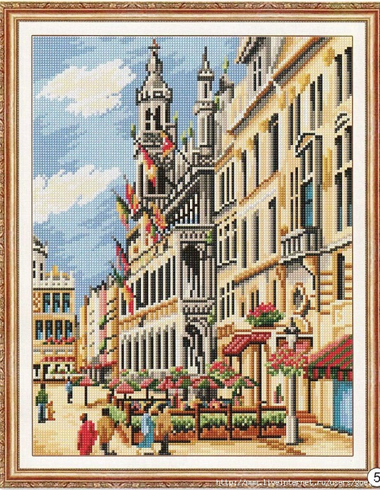 Брюссель (542x700, 440Kb)