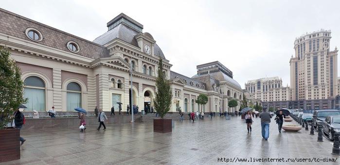 Фото:Официальный сайт Павелецкого вокзала.