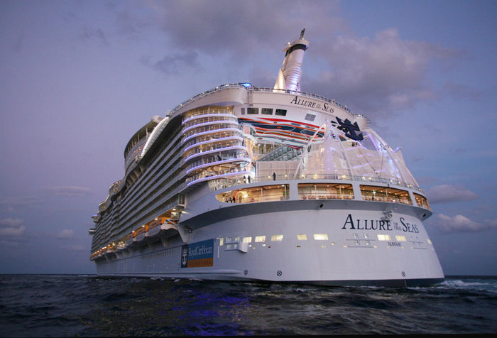 Allure of the Seas (700x476, 73Kb)