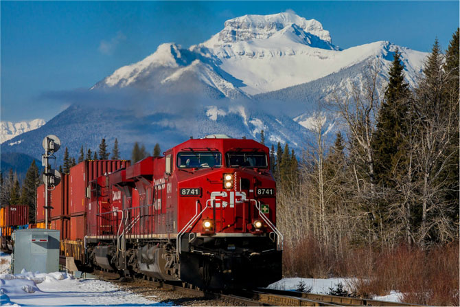 Canadian Pacific Railway фото (670x447, 96Kb)