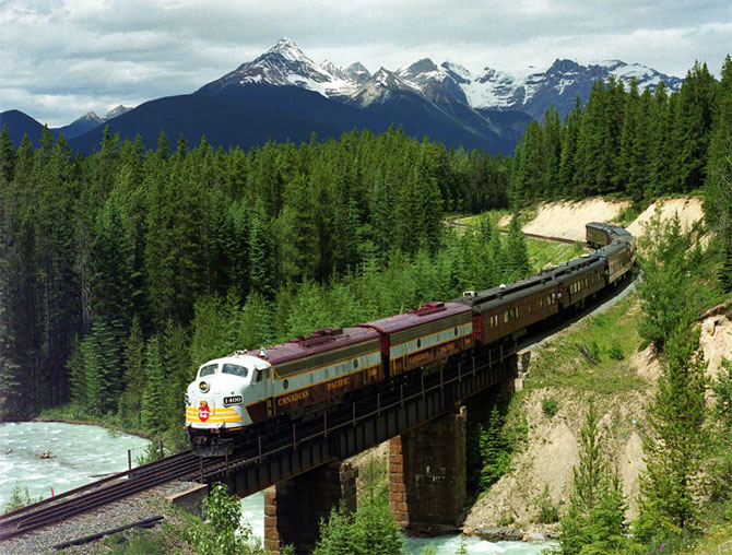 Canadian Pacific Railway фото 4 (670x508, 119Kb)