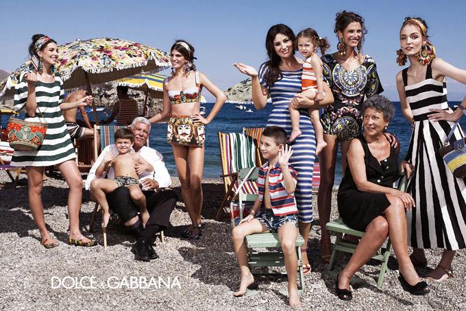 новая коллекция Dolce & Gabbana 2013 1 (680x454, 192Kb)