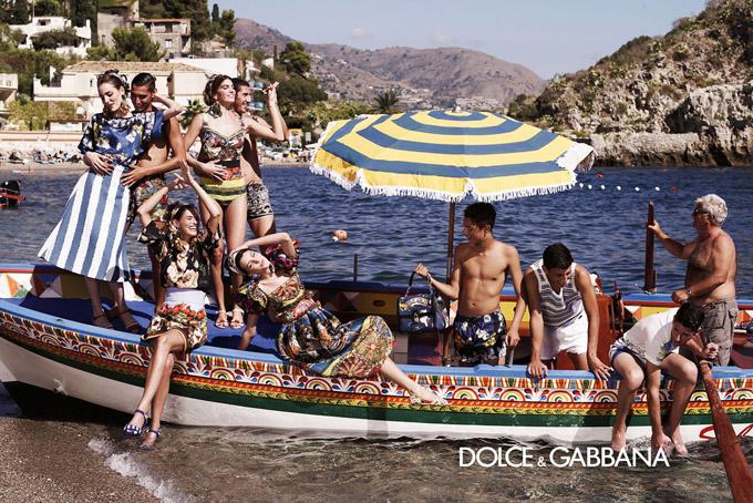 новая коллекция Dolce & Gabbana 2013 2 (680x454, 208Kb)