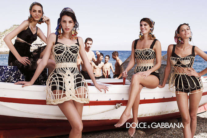новая коллекция Dolce & Gabbana 2013 6 (680x454, 142Kb)