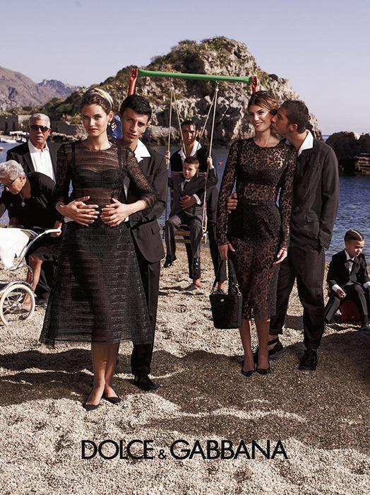 новая коллекция Dolce & Gabbana 2013 7 (524x700, 217Kb)
