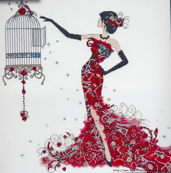 aifa Birdcage Elegance