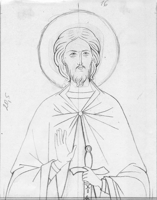 89 Как нарисовать святых поэтапно