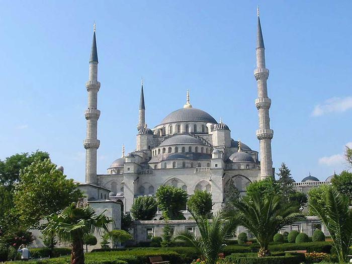 Голубая_мечеть,_Турция (700x525, 58Kb)