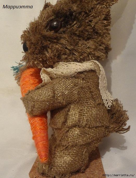кролик из мешковины (18) (522x682, 278Kb)
