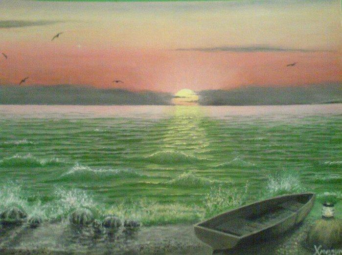 sea_sunset_by_hellcatdimas-d3hfjlq (700x523, 71Kb)