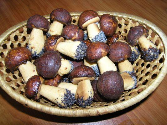 Печенье «Лесные грибочки» (533x400, 57Kb)