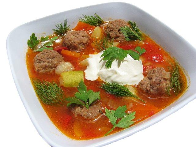 суп с кабачками (640x480, 65Kb)