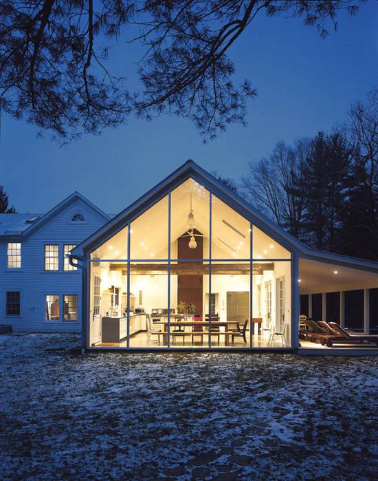 оригинальный дизайн интерьера частного дома фото 1 (550x700, 183Kb)
