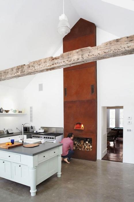 оригинальный дизайн интерьера частного дома фото 3 (466x700, 159Kb)