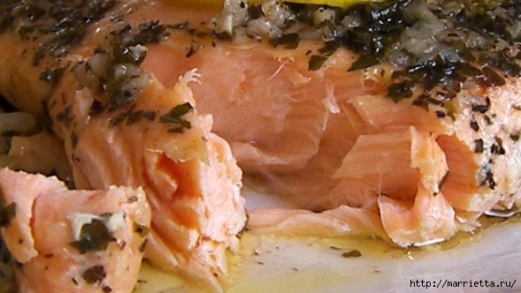 лосось запеченный в фольге (5) (589x332, 124Kb)