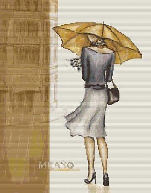 Дамочка в Милане (311x396, 30Kb)