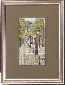 Лестница на Монмартре (221x290, 13Kb)
