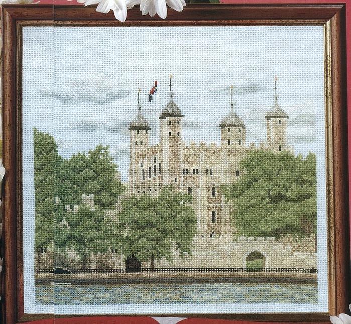 Лондонский Тауэр (700x645, 255Kb)