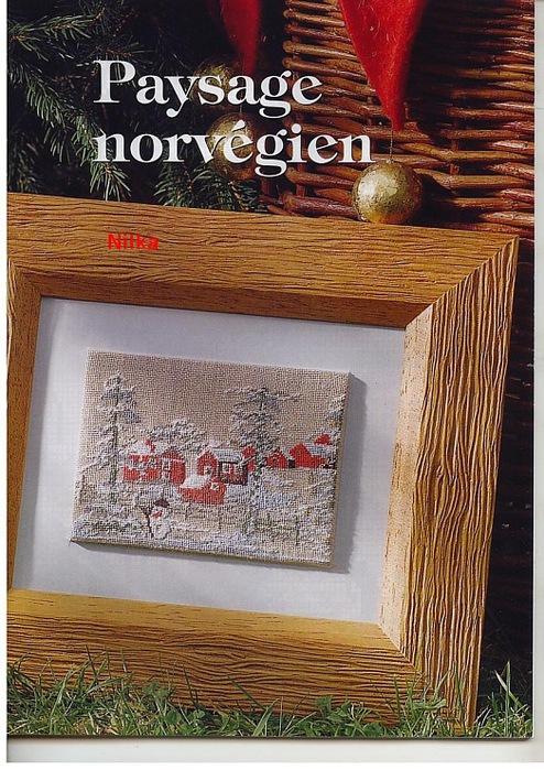 Норвежский пейзаж (494x700, 170Kb)