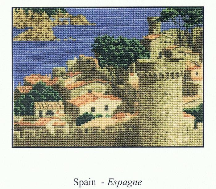 Побережье Испании (700x614, 213Kb)
