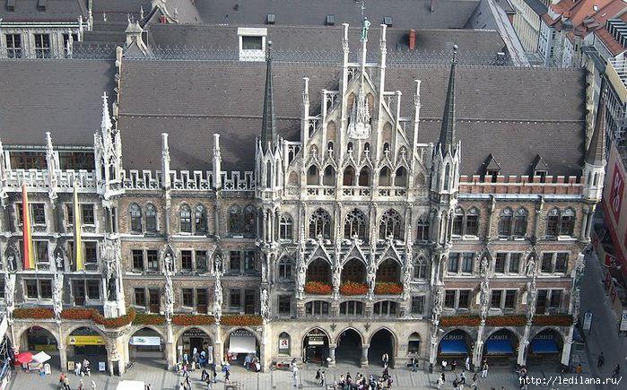 Незабываемая красота Мюнхена1 (700x435, 264Kb)