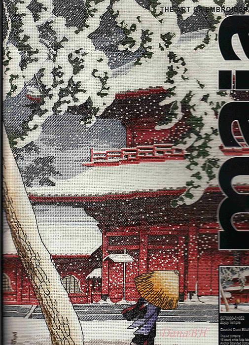 Храм Зойойи в Токио (505x700, 272Kb)