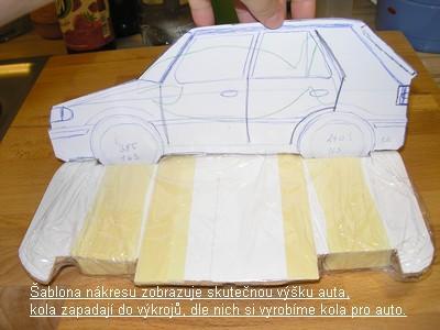 3D торты. Автомобили из мастики (4) (400x300, 19Kb)