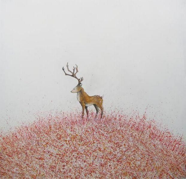 Духи леса от художника Scott Belcastro 1 (621x600, 55Kb)