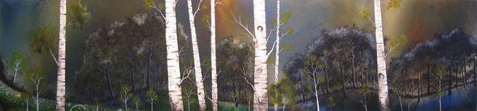 Духи леса от художника Scott Belcastro 13 (700x163, 23Kb)