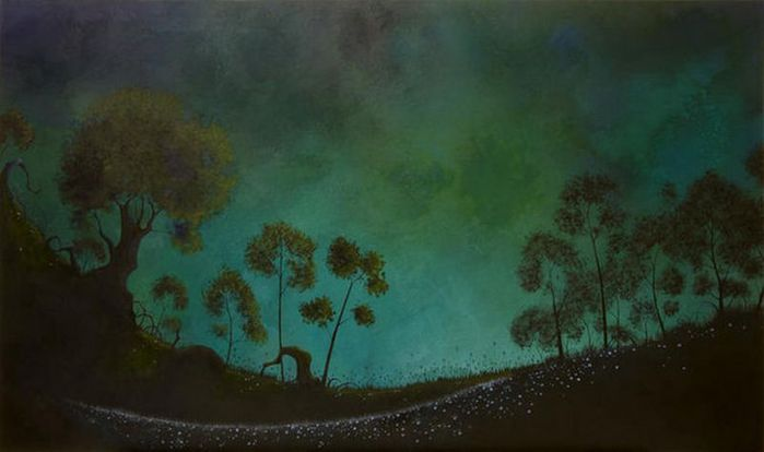 Духи леса от художника Scott Belcastro 15 (700x414, 30Kb)