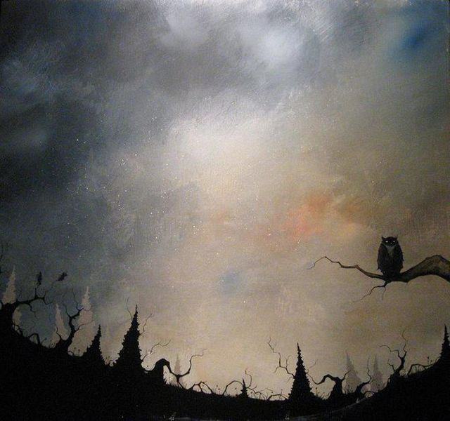 Духи леса от художника Scott Belcastro 21 (640x600, 51Kb)