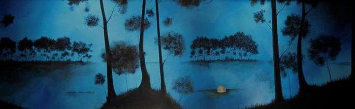 Духи леса от художника Scott Belcastro 31 (700x215, 21Kb)