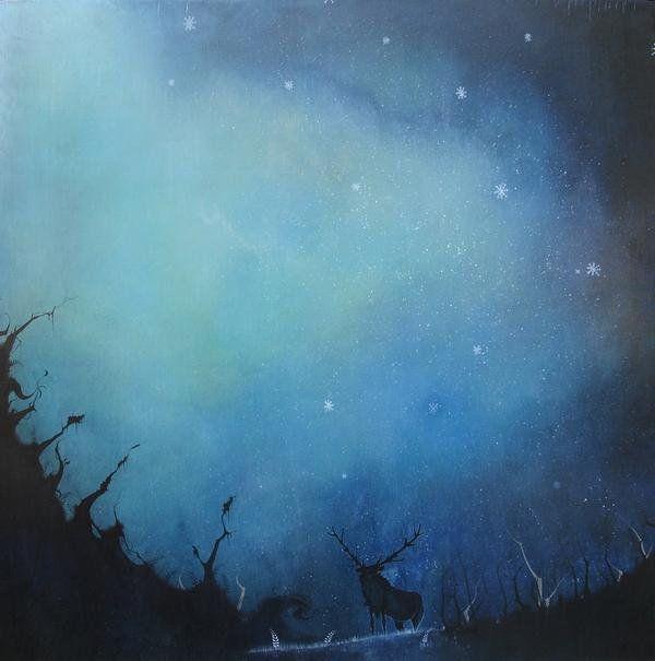 Духи леса от художника Scott Belcastro 34 (600x605, 38Kb)