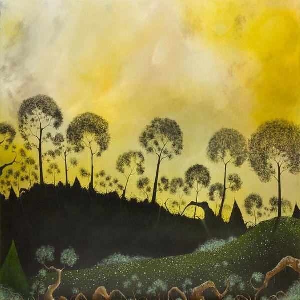 Духи леса от художника Scott Belcastro 40 (600x600, 59Kb)
