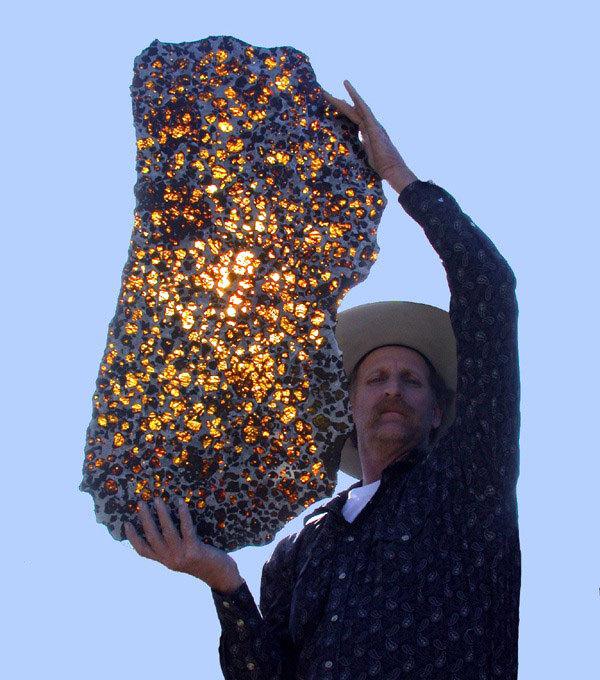 метеорит Fukang фото (600x680, 116Kb)