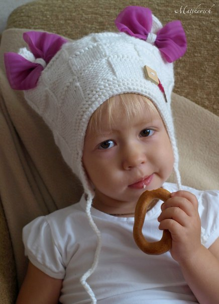 Часть 2 - Вязание шапок