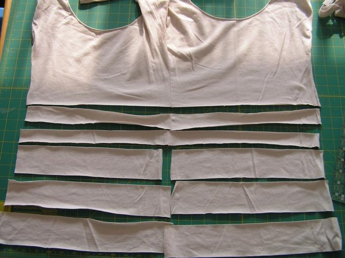 как сделать милую вещицу из старой футболки:-) - Hand-made-штучки Dnevniki.Ykt.Ru