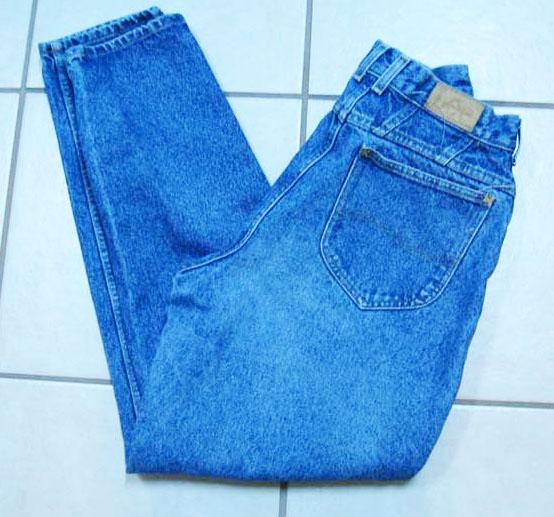 旧牛仔裤还能干什么?40 :围裙(大师班) - maomao - 我随心动