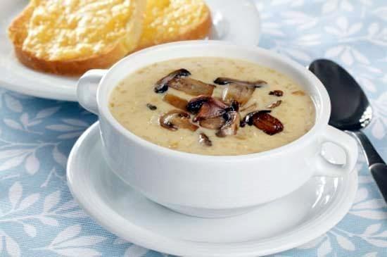 грибной суп (550x365, 56Kb)