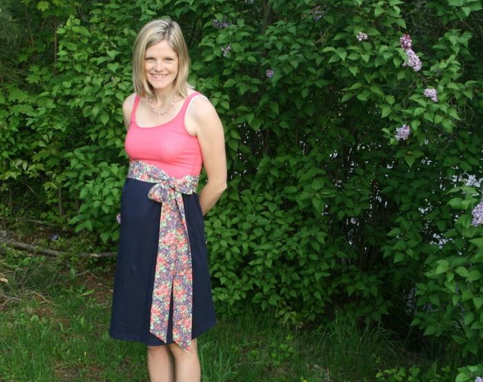 платье для беременной (1) (700x552, 340Kb)