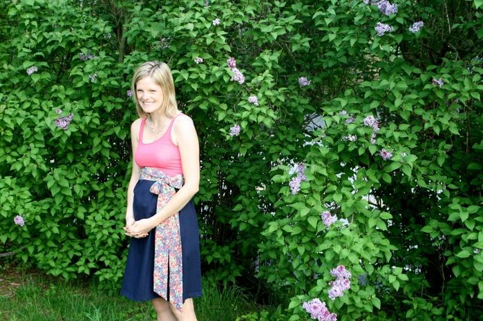 платье для беременной (11) (700x465, 341Kb)