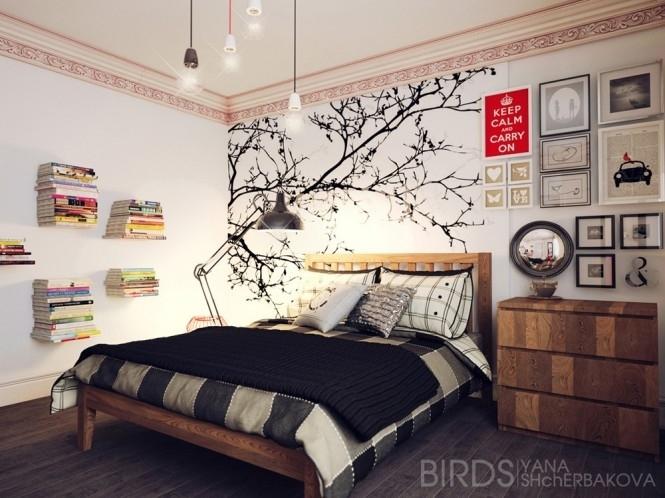 дизайн спальни фото 12 (665x498, 212Kb)