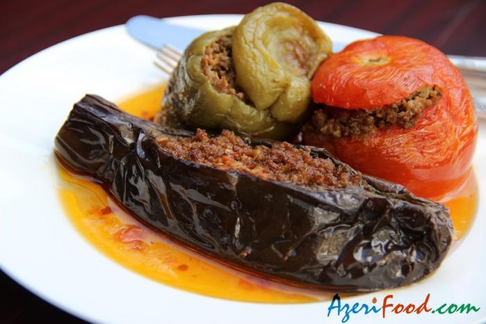 Долма по азербайджански рецепт с фото