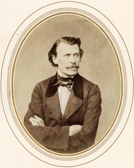 Полонский Яков Петрович (1819-1898)